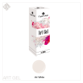 ART GEL гель - фарба - Art White 5ml