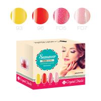 Summer Trend Colors Powder набір (4x5ml)