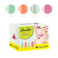 Summer Bestseller colors powder набір (4x5ml)