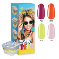 Набір Spring-Summer Trend Colors Royal Gel