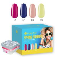 Набір Spring-Summer Trend Colors Color Gel