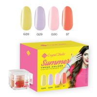 Набір Summer Trend colors Color Powder