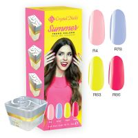 Набір Summer Trend Colors Royal Gel