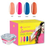 Набір Summer Trend Colors Color Gel