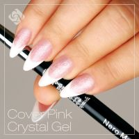 Cover Pink Crystal гель