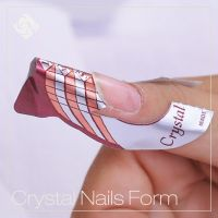 Форми для нігтів Crystal Nails