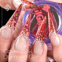 Cover Pink Diamond гель