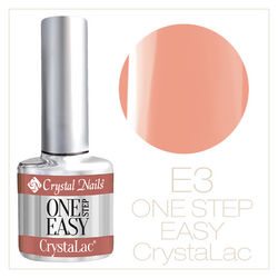 ONE STEP EASY CrystaLac (гель - лак) #1SE3 (8ml)