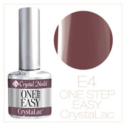 ONE STEP EASY CRYSTALAC (гель - лак) #1SE4 (8 ml)