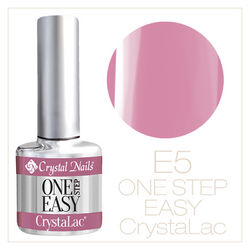 ONE STEP EASY CRYSTALAC (гель - лак) #1SE5 (8 ml)