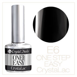 ONE STEP EASY CRYSTALAC (гель - лак) #1SE6 (8 ml)