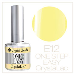ONE STEP EASY CRYSTALAC (гель - лак) #1SE12 (8 ml)