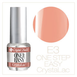 ONE STEP EASY CrystaLac (гель - лак) #1SE3 (4ml)