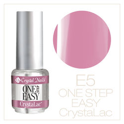 ONE STEP EASY CRYSTALAC (гель - лак) #1SE5 (4 ml)