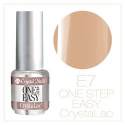 ONE STEP EASY CRYSTALAC (гель - лак) #1SE7 (4 ml)