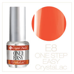 ONE STEP EASY CRYSTALAC (гель - лак) #1SE8 (4 ml)