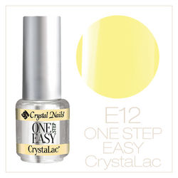 ONE STEP EASY CRYSTALAC (гель - лак) #1SE12 (4 ml)