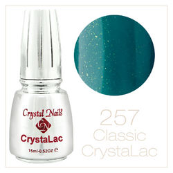 GL257 Flash CrystaLac (Гель лак) - 15ml