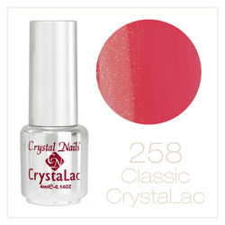 GL258 Flash CrystaLac (Гель лак) - 4ml