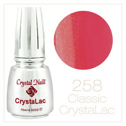GL258 Flash CrystaLac (Гель лак) - 15ml