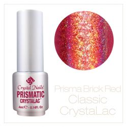 Prismatic CrystaLac - Brick Red (4ml)