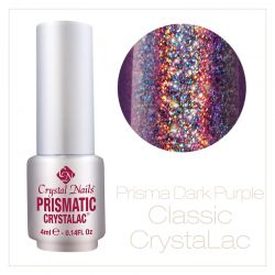 Prismatic CrystaLac - Dark Purple (4ml)