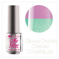 My Glow CrystaLac - Glowy Orchid 4ml