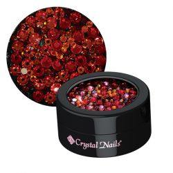 Камінці Swarovski Indian Summer Collection - RED APPLES